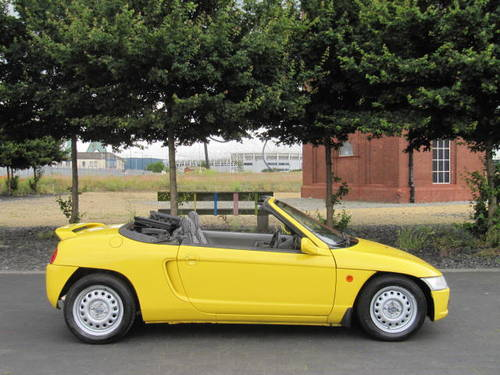 1992 HONDA BEAT 660cc CONVERTIBLE CABRIOLET For Sale (picture 6 of 6)