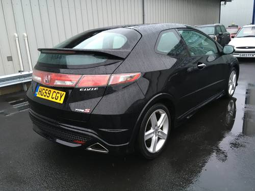 2009 59 HONDA CIVIC 1.8 I-VTEC TYPE S GT 3D 138 BHP SOLD (picture 3 of 6)