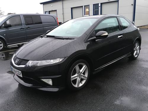 2009 59 HONDA CIVIC 1.8 I-VTEC TYPE S GT 3D 138 BHP SOLD (picture 4 of 6)