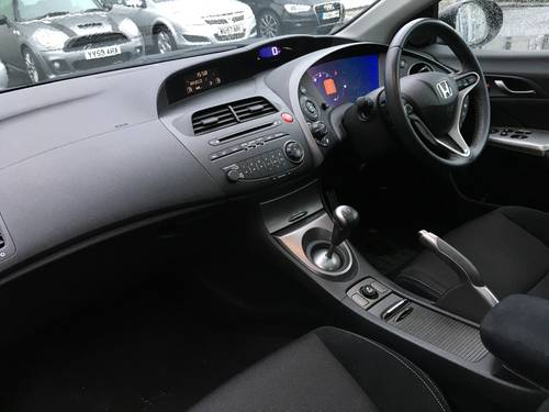 2009 59 HONDA CIVIC 1.8 I-VTEC TYPE S GT 3D 138 BHP SOLD (picture 6 of 6)
