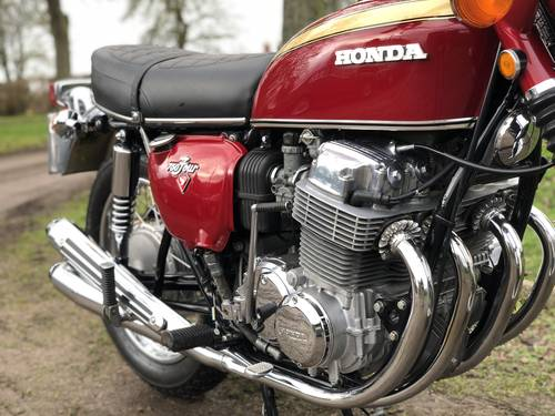 Honda CB750 Four K1 1971 SOLD (picture 3 of 6)
