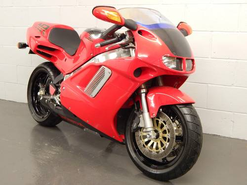 1993 Honda NR 750 (RC40) - IMMACULATE EXAMPLE For Sale (picture 2 of 6)