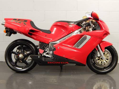 1993 Honda NR 750 (RC40) - IMMACULATE EXAMPLE For Sale (picture 4 of 6)