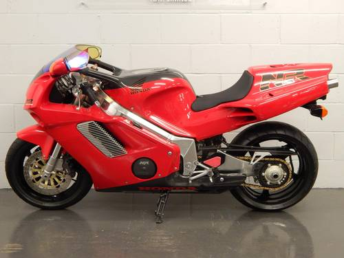 1993 Honda NR 750 (RC40) - IMMACULATE EXAMPLE For Sale (picture 5 of 6)