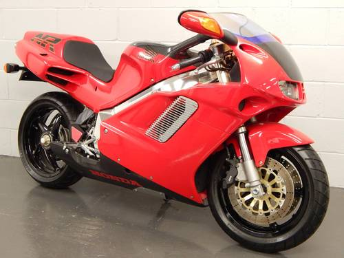 1993 Honda NR 750 (RC40) - IMMACULATE EXAMPLE For Sale (picture 6 of 6)