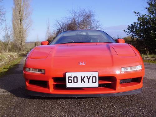 1996 Honda NSX coupe SOLD | Car and Classic