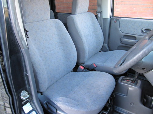 2002 CUSTOM HONDA VAMOS A TEAM K LIFE STEPVAN GMC DODGE SAMBAR  For Sale (picture 5 of 6)