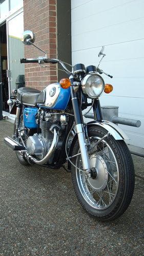 Honda CB450 K1 SUPER SPORT 1968-F SOLD (picture 2 of 6)
