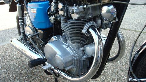 Honda CB450 K1 SUPER SPORT 1968-F SOLD (picture 3 of 6)