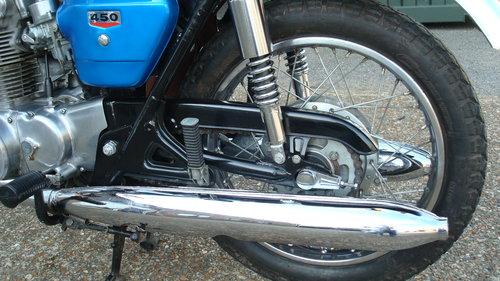 Honda CB450 K1 SUPER SPORT 1968-F SOLD (picture 4 of 6)