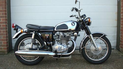 Honda CB450 K1 SUPER SPORT 1969-H SOLD (picture 1 of 6)