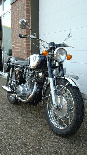 Honda CB450 K1 SUPER SPORT 1969-H SOLD (picture 2 of 6)