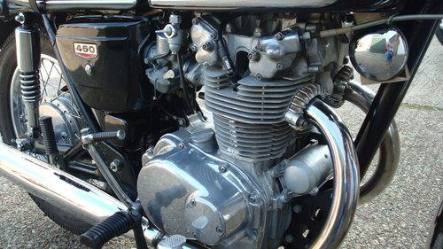 Honda CB450 K1 SUPER SPORT 1969-H SOLD (picture 3 of 6)