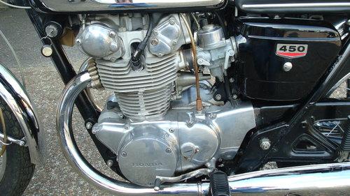 Honda CB450 K1 SUPER SPORT 1969-H SOLD (picture 5 of 6)