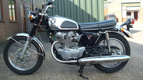 Honda CB450 K1 SUPER SPORT 1969-H SOLD (picture 6 of 6)
