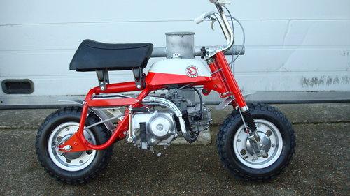 1969 Honda Z50 AK0 MINI TRAIL **RESTORED** SOLD (picture 1 of 6)