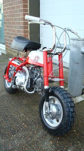 1969 Honda Z50 AK0 MINI TRAIL **RESTORED** SOLD (picture 2 of 6)