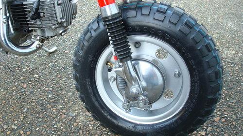 1969 Honda Z50 AK0 MINI TRAIL **RESTORED** SOLD (picture 3 of 6)