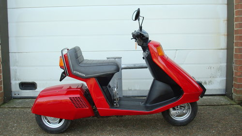 Honda NV50MS STREAM 1985-C SOLD (picture 1 of 6)