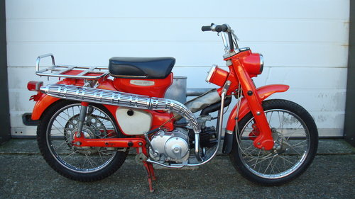 Honda CT200 TRAIL 90 1966-D **1265 MILES** For Sale (picture 1 of 6)