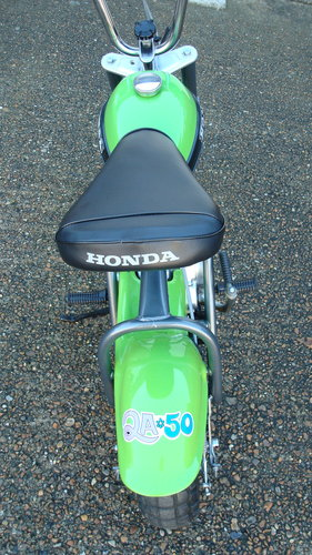 Honda QA 50 K0 1970 For Sale (picture 4 of 6)