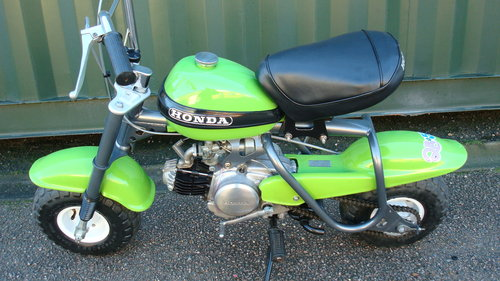 Honda QA 50 K0 1970 For Sale (picture 6 of 6)