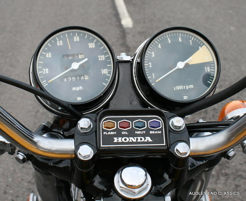 1972 HONDA CB750 K2 VERY GOOD CONDITION For Sale | Car And Classic