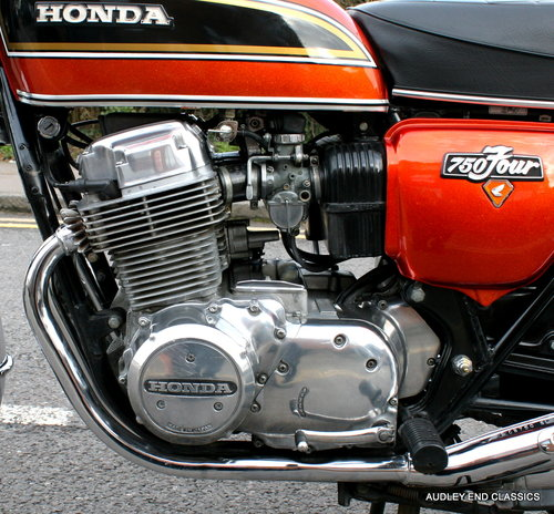 1974 HONDA CB750 K5 VERY GOOD CONDITION SOLD (picture 3 of 6)