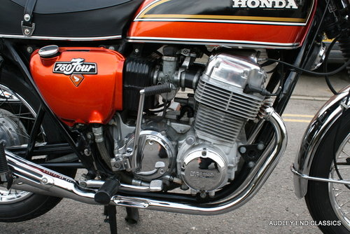 1974 HONDA CB750 K5 VERY GOOD CONDITION SOLD (picture 4 of 6)