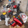 1979 CBX1000 Two Bikes + Large Amount Of Parts, Bargain. SOLD