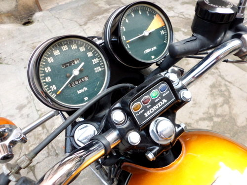 HONDA CB750 FOUR (1972) - EXCELLENT PRESERVED SOLD | Car And Classic