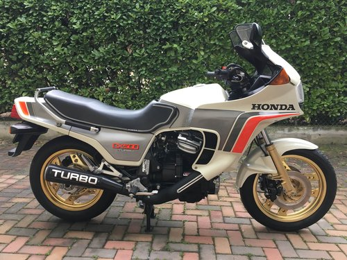 1981 Turbo CX 500 SOLD (picture 1 of 6)