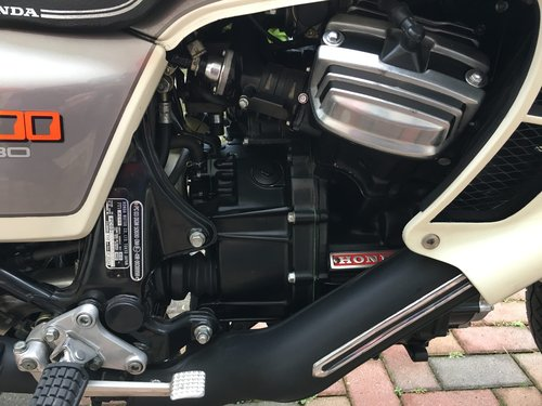 1981 Turbo CX 500 SOLD (picture 3 of 6)