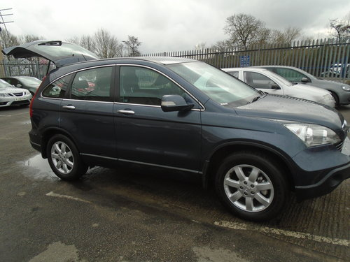 2007 CRV 57 PALATE 4X4 6 SPEED MANAUL 2.2cc TURBO DIESEL F.S.H    For Sale (picture 3 of 6)