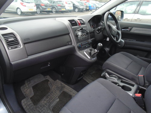 2007 CRV 57 PALATE 4X4 6 SPEED MANAUL 2.2cc TURBO DIESEL F.S.H    For Sale (picture 5 of 6)
