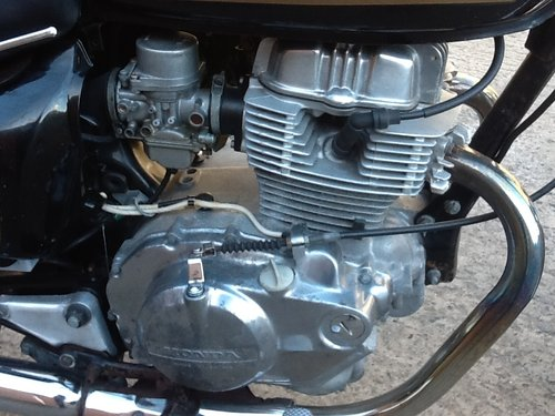 1980 Honda CM400 Custom - Sold, awaiting collection SOLD (picture 4 of 6)