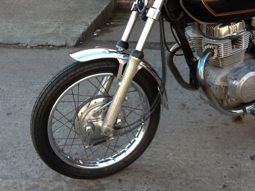 1980 Honda CM400 Custom - Sold, awaiting collection SOLD (picture 6 of 6)