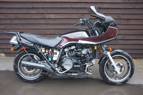 Honda V65 Sabre VF1100S 1983 BARN FIND Ride or Restore *A MU For Sale (picture 1 of 4)