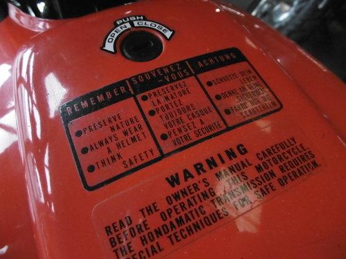 1979 Honda CB400 Twin Hondamatic ORIGINAL !!! SOLD (picture 2 of 6)