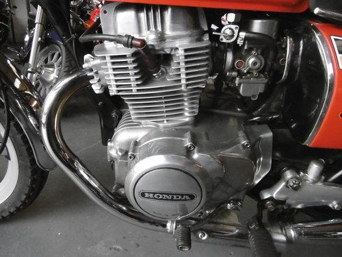 1979 Honda CB400 Twin Hondamatic ORIGINAL !!! SOLD (picture 3 of 6)