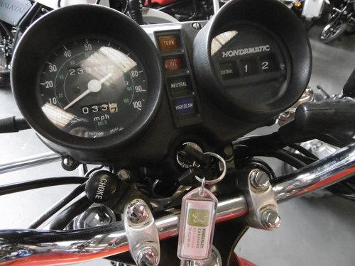 1979 Honda CB400 Twin Hondamatic ORIGINAL !!! SOLD (picture 4 of 6)