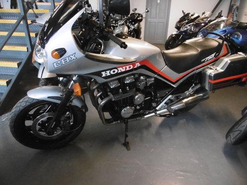 1986 Honda CBX750 Original and rare  SOLD (picture 1 of 6)