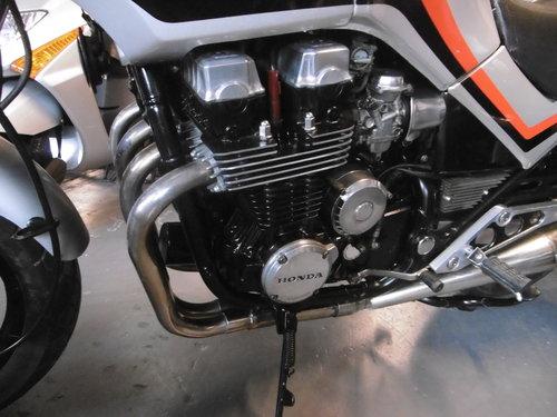 1986 Honda CBX750 Original and rare  SOLD (picture 2 of 6)