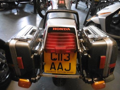 1986 Honda CBX750 Original and rare  SOLD (picture 3 of 6)