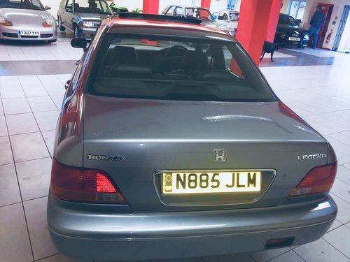 1996 HONDA LEGEND 3.5LTR V6 For Sale (picture 4 of 6)