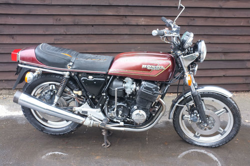 2500 Honda CB750 CB 750 F2 1977 BARN FIND Project, ride or restor SOLD (picture 1 of 6)