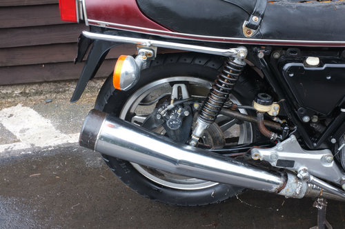 2500 Honda CB750 CB 750 F2 1977 BARN FIND Project, ride or restor SOLD (picture 5 of 6)