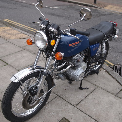 1976 CB400 Four, Genuine Low Mileage UK Bike, SOLD. SOLD (picture 6 of 6)