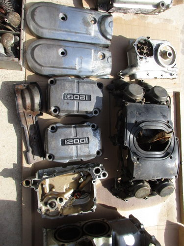 Spare parts for Honda Goldwing 1200  For Sale (picture 2 of 6)