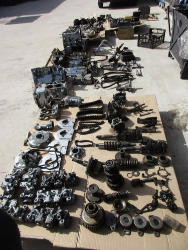 Spare parts for Honda Goldwing 1200  For Sale (picture 6 of 6)
